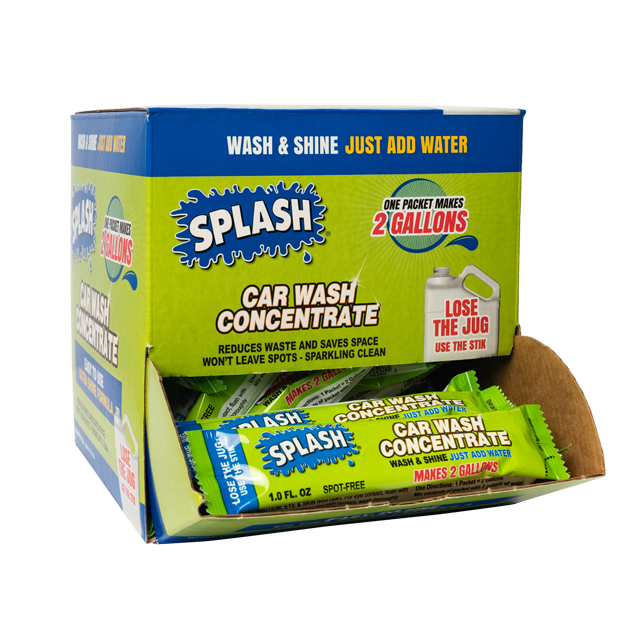 Car Wash Concentrate-SPLASH Clenaer-Packets.png
